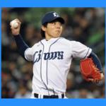 西武のイケメン投手「郭俊麟」がインパクト大!彼女想いの優男。