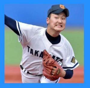浦大輝高松商業球速MAX出身中学