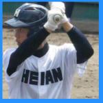 龍谷大平安の岡田悠希はプロドラフト候補?野球部メンバーの出身中学(2016)。明徳義塾と優勝候補として激突!