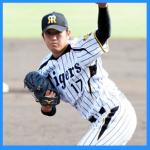 阪神のイケメン・岩貞祐太が彼女(嫁)と結婚!両親・母を大切にして好評価。現在は怪我から復帰し2桁を狙える状況。