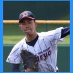 江陵高校の古谷優人のプロドラフト評価。最速Maxと変化球。監督とメンバー(出身中学2016年)