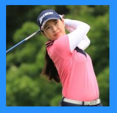 小祝さくらゴルフ女子高校生実力凄い2ch画像