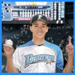 斎藤佑樹623日ぶり勝利(動画・画像)。背番号1では日ハム68年ぶり。現在の球種(変化球)と球速MAX。2017,2018年の戦力外は?