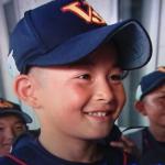 吉田輝星の弟の大輝が可愛い!(画像)。名前とTシャツと野球インタビュー動画